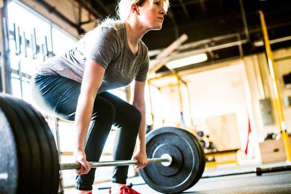 Deadlift-CrossFit-proefweek