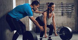 Fitness begeleiding pt