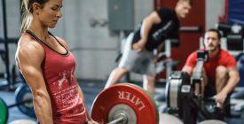 Deadlift training CrossFit PBF