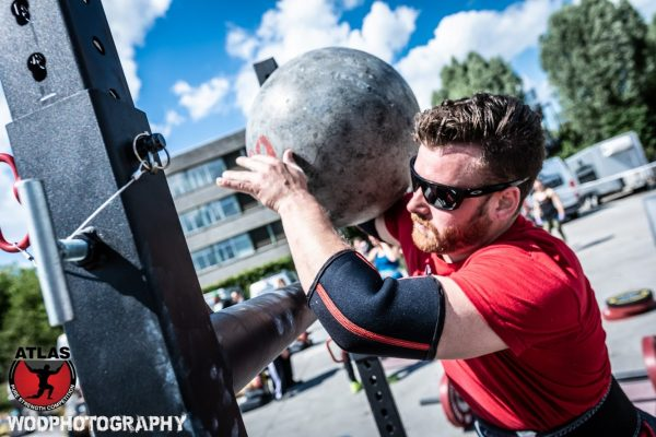 Cross Fit Strongman competitie atlas