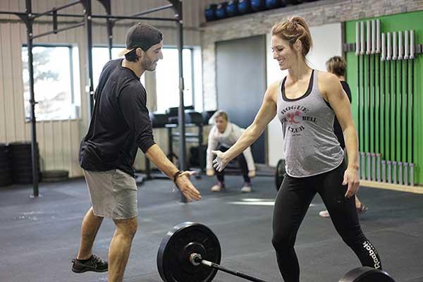 On Ramp Cursus bij CrossFit PBF Best