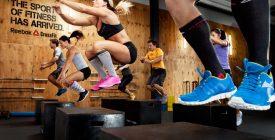 CrossFit ruimte bij PowerBase Fitness